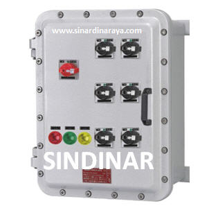PANEL AND JUNCTION BOX Distributor junction box explosion